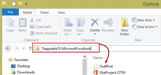 Can't Print in Outlook?