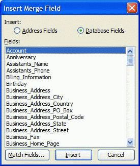 How to mail merge from Microsoft Outlook - Outlook Tips
