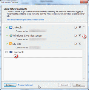 how to close my outlook account