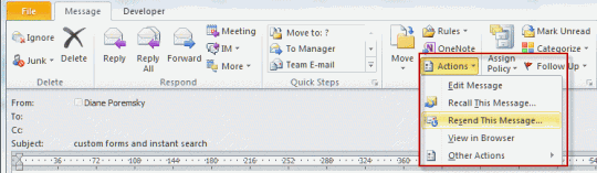 how to keep imap account open in outlook