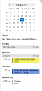 delete calendar in outlook how to get it back