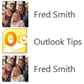 Tip 1122: Sort order in Outlook's People Hub