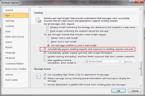 how to add bcc in outlook 2013 meeting invite