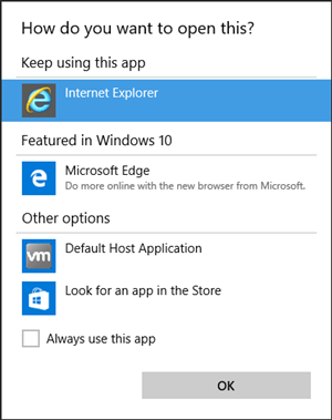 Outlook on Windows 10: Hyperlinks Don't Work