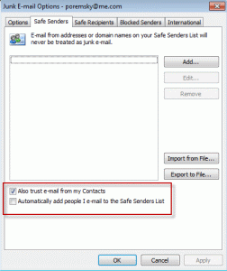 how to automatically download pictures outlook 2010
