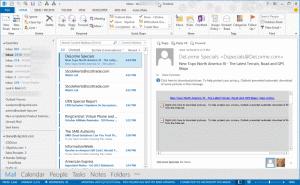 Light Gray theme in Outlook 2013